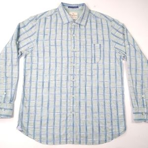 Tommy Bahama Jeans Island Crafted Mens Long Sleeve